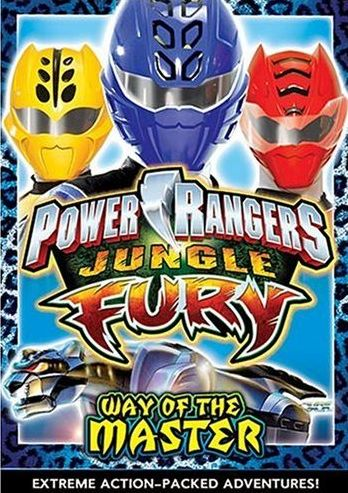 Power Rangers: Jungle Fury - Way of the Master movie